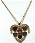 Chopard - Collier Happy Hearts
