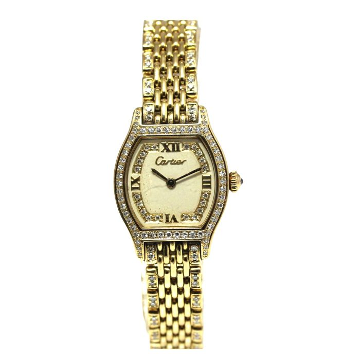 Cartier - Tortue Lady