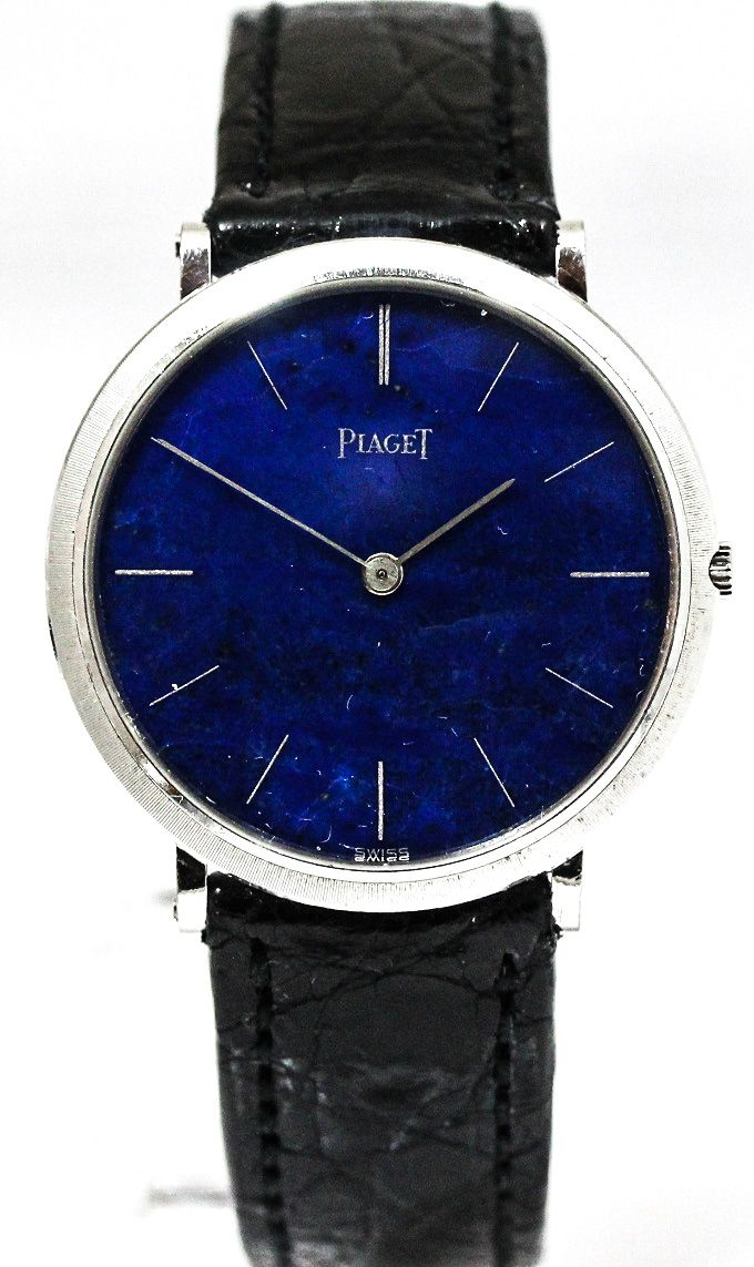 Piaget - Extra Flach