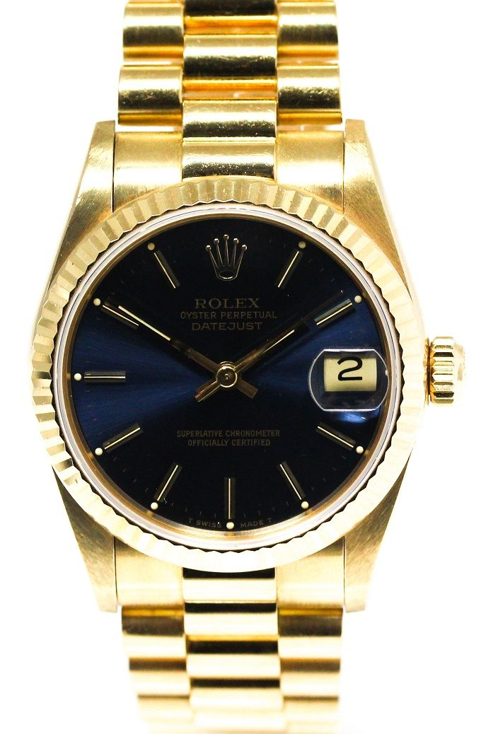 Rolex - Datejust Medium 68278
